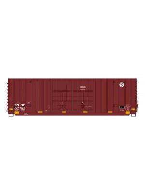 intermntain 4133008 bnsf 50' high cube box flt rf