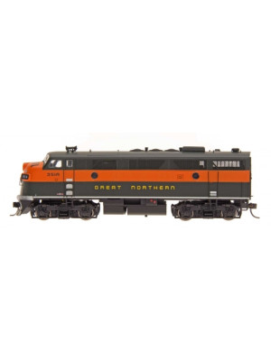 intermountain 49106s gn f3a dcc/snd