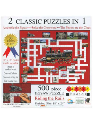 tev 10162 riding the rail puzzle combo