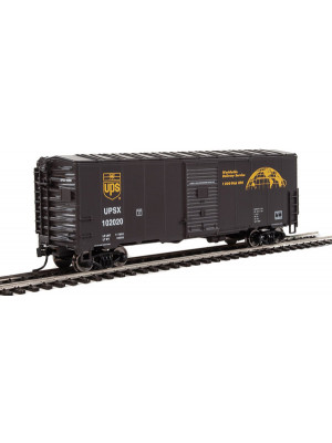 walthers mainline 1175 ups 40' boxcar