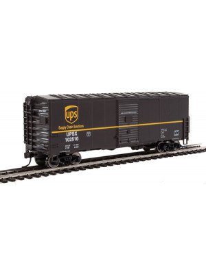 walthers mainline 1178 ups 40' boxcar