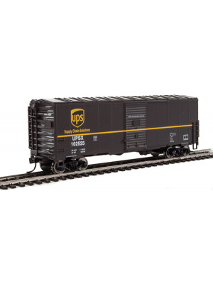 walthers mainline 1179 ups 40' boxcar