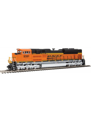 walthers 19846 bnsf sd70ace dcc/snd #9391