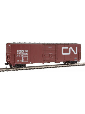 walthers mainline 2050 cn 50' boxcar