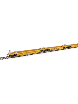 walthers mainline 55614 dttx 5 unit well car set