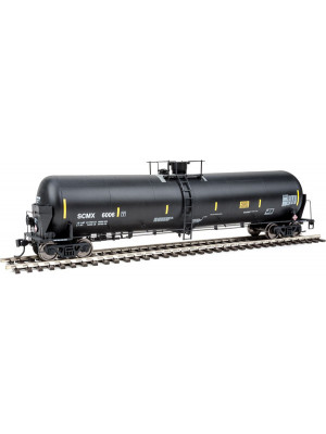 walthers 100706 scmx tank car