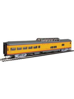 walthers proto 18203 up 85' dome lounge
