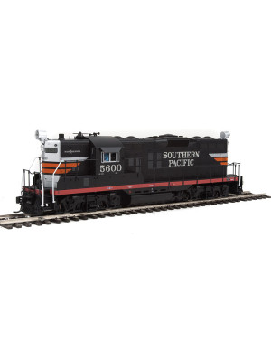 walthers 40880 sp blk wdw gp9 dcc/snd #5600