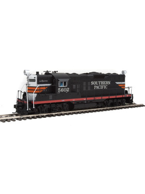 walthers 40881 sp blk wdw gp9 dcc/snd #5602