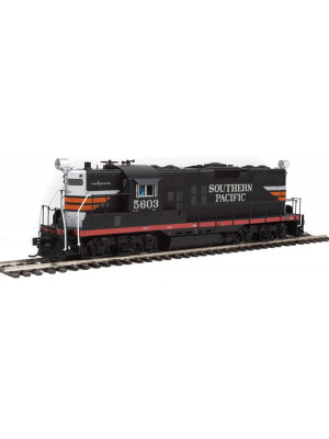 walthers 47881 sp blk wdw dc version #5603