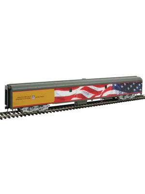 walthers proto 9203 up 85' baggage #5769