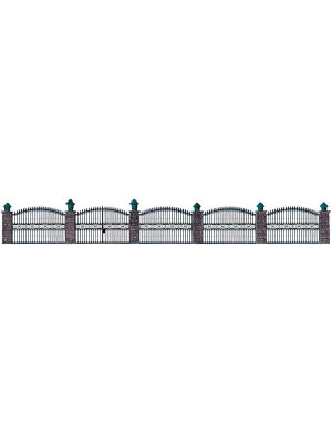 walthers 550 wrought iron fence
