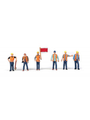 walthers 6067 rr track workers set 2