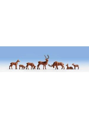 walthers 6076 wild deer