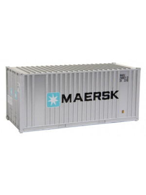 walthers 8001 maersk 20' cont.