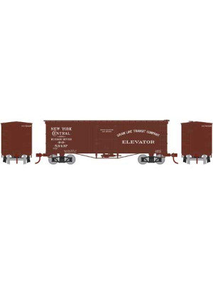 athearn 15123 nyc 36' wood boxcar