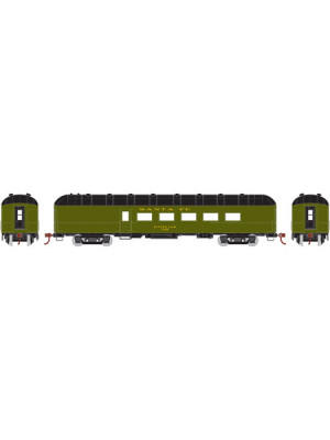 athearn 86639 santa fe arch roof diner
