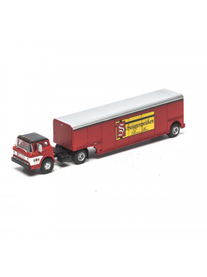athearn 91849 ford beverage truck/trailer