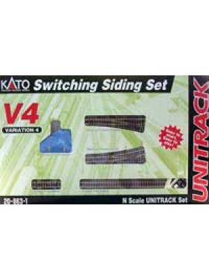 kato 20-863-1 v4 switching siding set