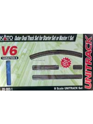 kato 20-865-1 v6 outside loop track set