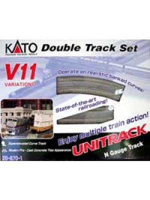 kato 20-870-1 v11 double track set