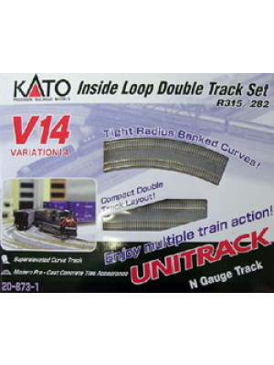 kato 20-873-1 v14 double track inner loop set