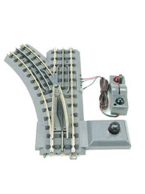 mth 40-1005 real trax 0-31 left hand switch