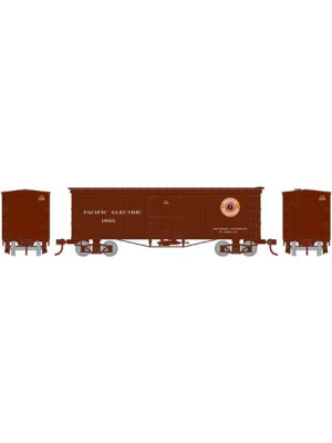 roundhouse 15636 pe 36' wood boxcar