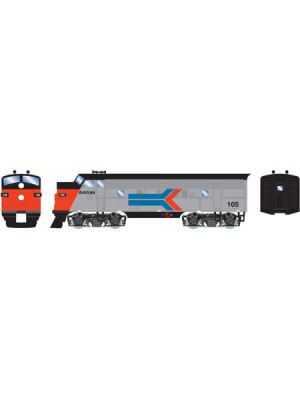 roundhouse 82064 amtrak f7a #105