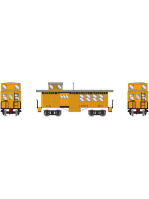 roundhouse 86681 d&rgw drover's caboose