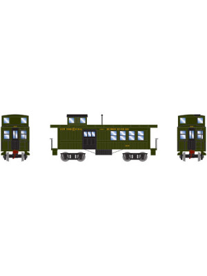 roundhouse 86683 nyc drover's caboose