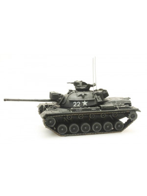 artitec 6160052 us m48 a2 us army tank