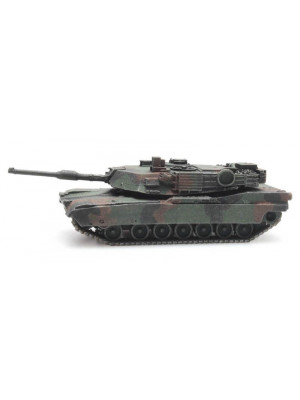 artitec 6160076 us m1a2 abrams camo train load