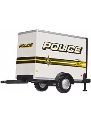 atlas 60000098 single-axle police trailer