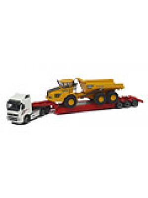 b2b cararama 185003 volvo lowboy/articulated haulr