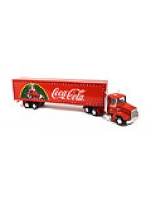 b2b 443012 coca-cola caravan truck w/leds