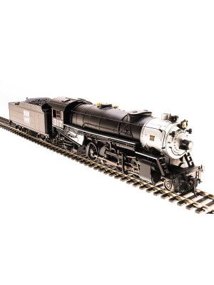 broadway ltd 5560 wp hvy mikado dcc/snd #318