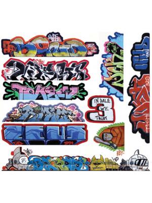 bls 2263 graffiti decals #14