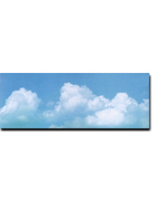 scenic express dq009 cloud scene backdrop #1