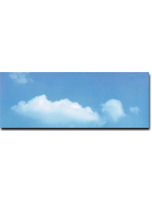 scenic express dq010 cloud scene backdrop #2