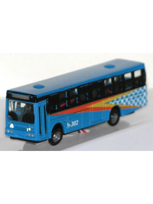 herpa 63670 bus T2 w/light orng/blu