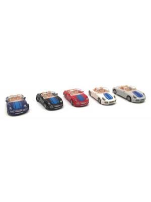 herpa 63986 sportscar convertible