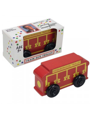 holgate toys hzpop mr rodgers mini trolley