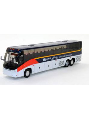 iconic replicas 0088 amtrak california bus