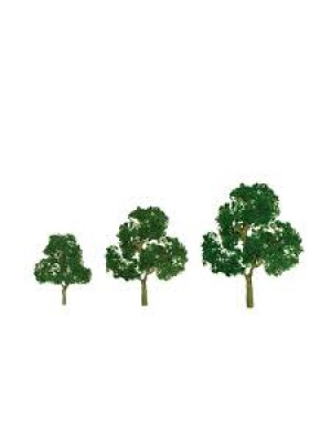 "jtt 92132 large deciduous tree 4-5"" 4pk"