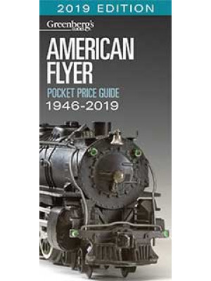 kalmbach 108619 american flyer guide 2019