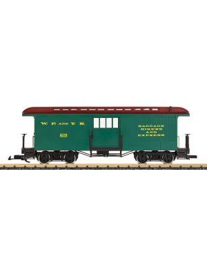 lgb 36846 wp&y baggage car