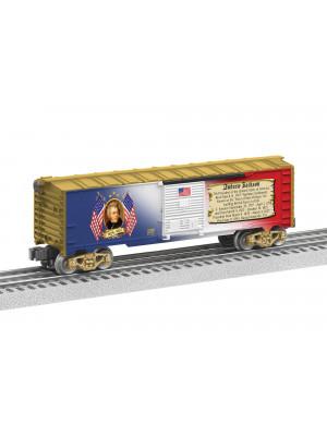 lionel 81488 andrew jackson boxcar