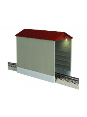lionel 82333 hopper shed illuminated