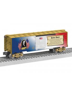 lionel 82944 herbert hoover boxcar